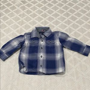 Tommy Hilfiger button down shirt for boys